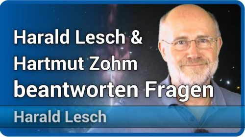 Harald Lesch & Hartmut Zohm | SpaceX, Breakthrough Starshot, Fake-News und die gute Fee